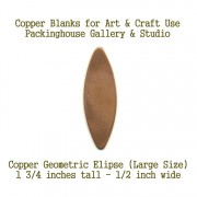 Copper-Geometric-Elipse-Large-Size-for-Art-Crafts-Enamaling-Metalworking